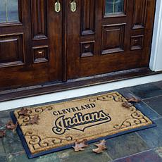 Team Door Mat - Cleveland Indians - MLB