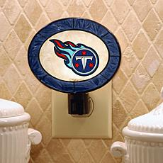 Team Glass Nightlight - Tennessee Titans