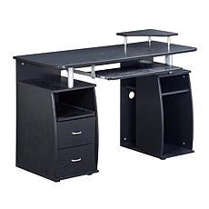 Techni Mobili Computer Workstation Desk