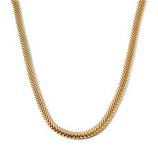"Technibond® 8mm Tulipano 20"" Chain Necklace"