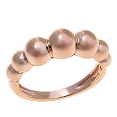 Technibond® Graduated Bead Band Ring