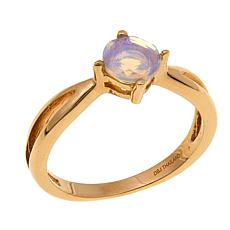 Technibond® Opal Birthstone Ring