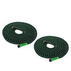 Telebrands 50' Pocket Hose 2-pack