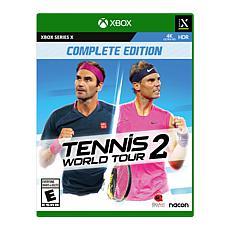 Tennis World Tour 2 - Xbox Series X