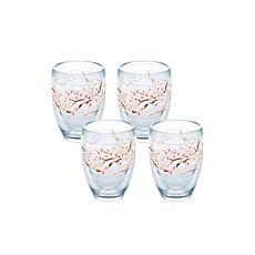 Tervis Cherry Blossom Berry Swirlwind Pink Boho 4-pack