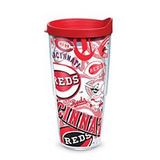Tervis MLB All-Over 24 oz. Tumbler - Reds
