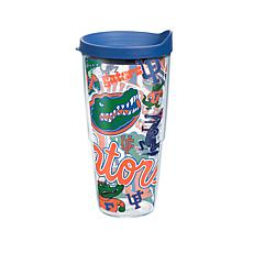 Tervis NCAA All-Over 24 oz. Tumbler with Lid - Florida