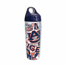 Tervis NCAA All-Over 24 oz. Water Bottle with Lid - Aub
