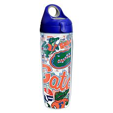 Tervis NCAA All-Over 24 oz. Water Bottle with Lid - Flo