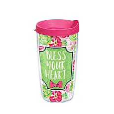 Tervis Simply Southern Bless Your Heart 16 oz. Tumbler
