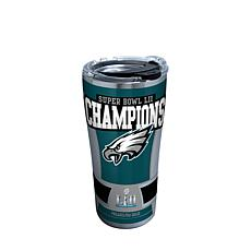 Tervis Super Bowl LII Champs 20 oz. Stainless Steel Tumbler - Eagles
