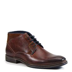 Testosterone Shoes Air Wing Men's Lace-Up Leather Shoe