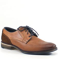 Testosterone Shoes Down With It Men's Lace-Up Leather Oxford