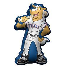 Texas Rangers Plushlete Mascot Pillow