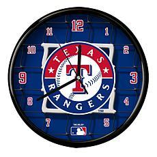 Texas Rangers Team Net Clock