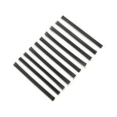 The Brush Guard Shadow & Liner Brush Guards - Graphite