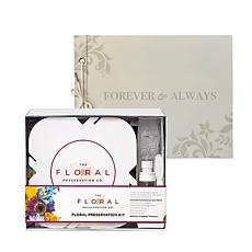 The Floral Preservation Company Pres. Kit plus Forever & Always Album