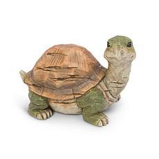 "The Gerson Company 14""L Magnesium Garden Turtle Figurine"