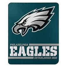 The Northwest Company Officially Licensed NFL Eagles Split Wide Throw