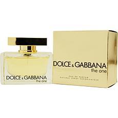 The One by Dolce & Gabbana Eau de Parfum Spray 1 oz for Women