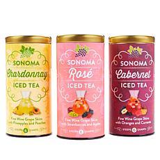 The Republic of Tea 3-Flavor Sonoma Teas