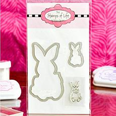 The Stamps of Life Bunny Easter Die Cuts