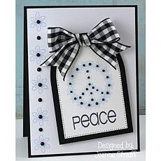The Stamps of Life Pray4Peace Christian Stamp