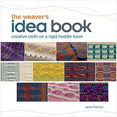 """The Weaver's Idea Book"" Book by Jane Patrick"