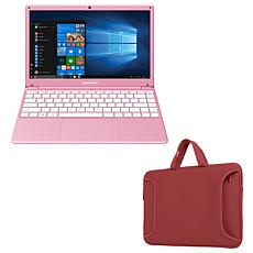 """Thomson Neo 14"""" Intel Apollo Lake 64GB Notebook with Carry Case"""