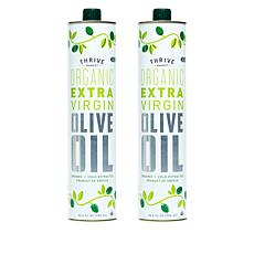 Thrive Market Our Favorite Organic Extra Virgin Olive Oil 2-pack