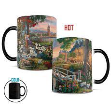 TK Disney 101 Dalmatians Heat-Sensitive Morphing Mug