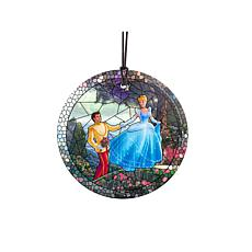 TK Disney Glass Hanging Print - Cinderella – Stained Glass