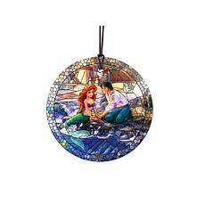 TK Disney Glass Hanging Print - Little Mermaid – Stained Glass