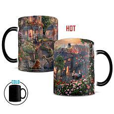 TK Disney Lady and the Tramp Morphing Mugs Drinkware