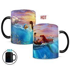 TK Disney Little Mermaid Falling in Love Heat-Sensitive Morphing Mug