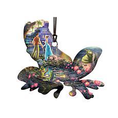 TK Disney Shaped Acrylic Hanging Print - The Princess and the Frog