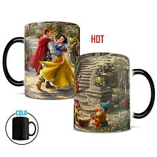 TK Disney Snow White Dancing Heat-Sensitive Morphing Mug
