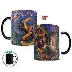 TK Disney Tangled Up In Love Heat-Sensitive Morphing Mug