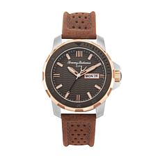 Tommy Bahama Men's Biscay Bay Diver Watch - Brown