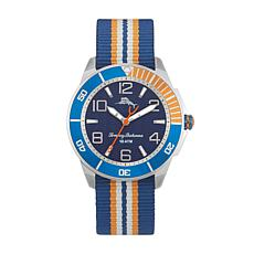 Tommy Bahama Men's Surfline Silicone Strap Watch