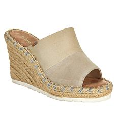 TOMS Monica Mule Wedge Sandal