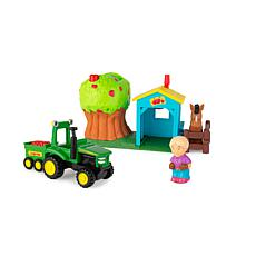 Tomy John Deere Apple Orchard Playset