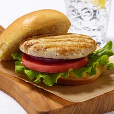 Tony Little 12ct All Natural Gobble Up Turkey Burgers