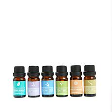 Tony Little ClimateRight Essential Oil Gift Box 6-pack