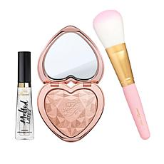 Too Faced Gloss & Glow 3-piece Set