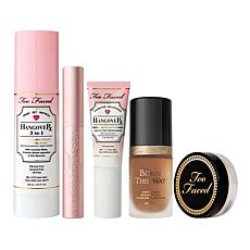 Too Faced Prime, Set and Perfect Maple Fresh Face in 5 Set