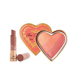 Too Faced Sweet and Nude Lip & Cheek Set