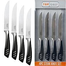"Top Chef 5"" Steak Knife Set - 4-piece"