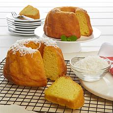 Tortuga Coconut Rum Cake and Golden Rum Cake AS