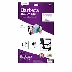 "Totally Tiffany 3-pack ""Barbara"" Buddy Bag"